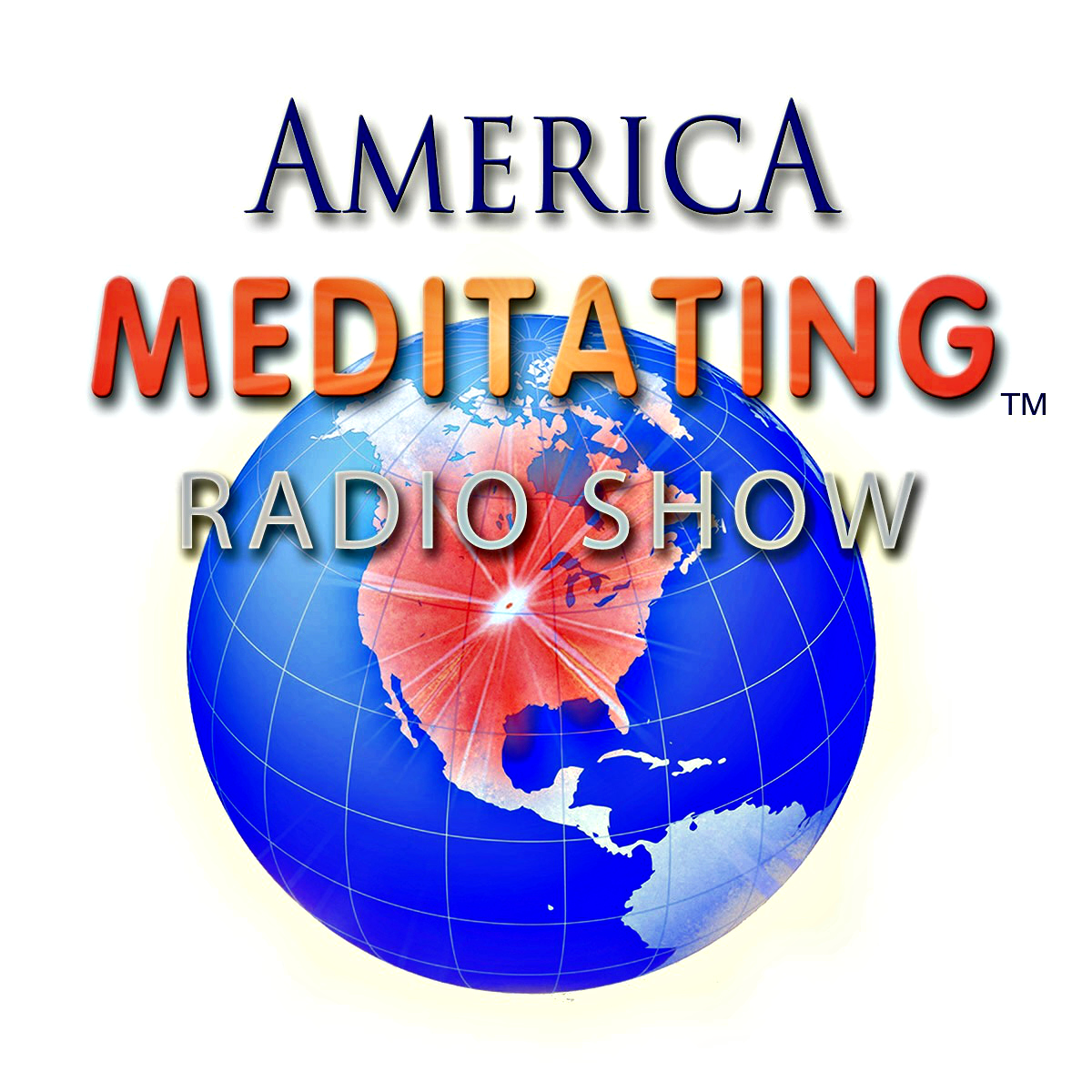 The America Meditating Radio Show, hosted by Sister Jenna provides listeners with inspiring ways to combat challenges that we encounter along the journey of life.